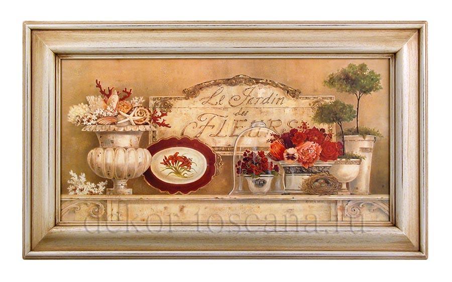 Декор тоскана картины для